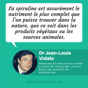 citation de Jean Louis Vidalo