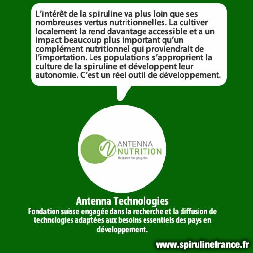 citation d'Antenna