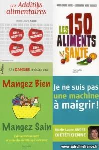 Quelques ouvrages de Marie-Laure André