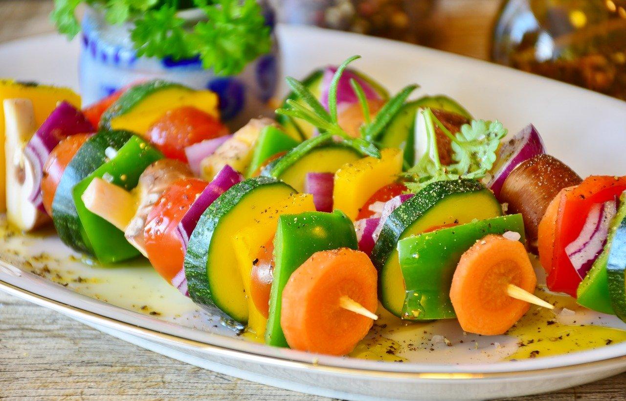 végétarien et spiruline